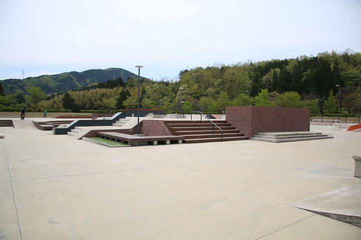 Source:VHXMAG Fukuinomori Skateboard Park