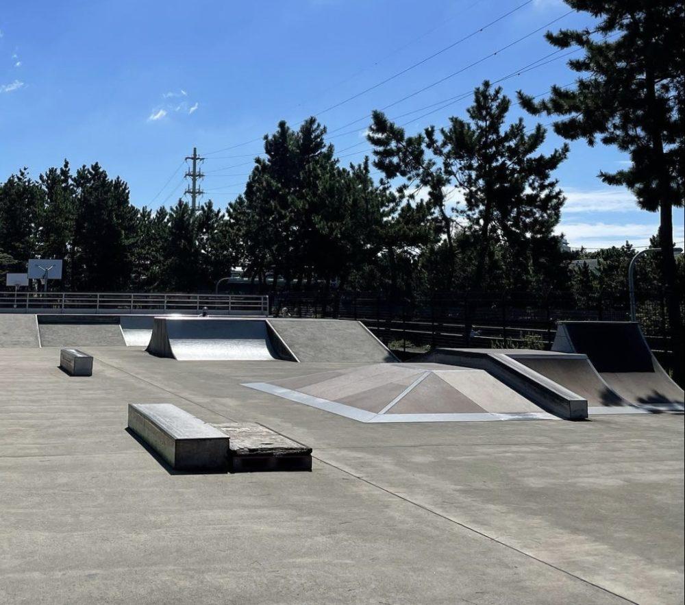 Source Akio Homma Facebook Shiohama Skate Park