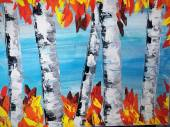 birch palette knife