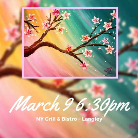 March 9 6-30pm