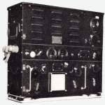 B-17 liaison transmitter