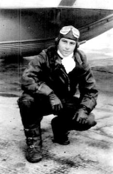 Photo of Joe Sarnoski, ~1941
