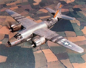 Photo of B-26 Marauder