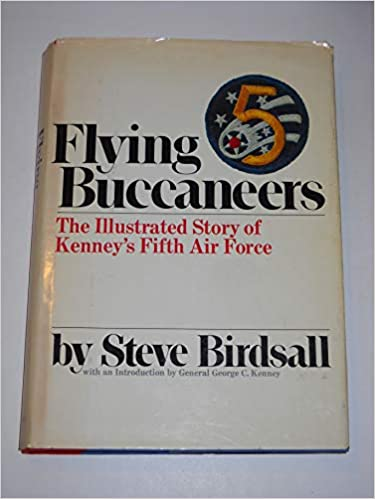 Flying Buccaneers book cover