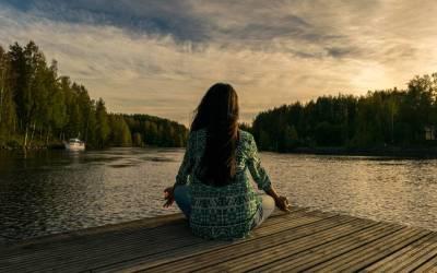 Achtsamkeit hilft gegen Angst und Panik
