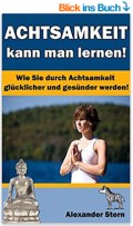 Coverbild - Achtsamkeit