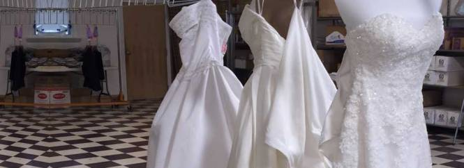 How To Clean Your Wedding Dress The Premier Launderer And Dry Cleaner