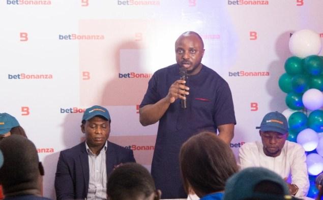 Daniel Amokachi becomes betBonanza's Brand Ambassador