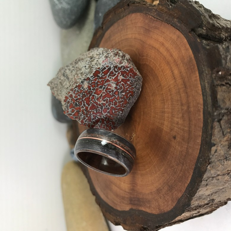 20% Off Dinosaur Bone Rings