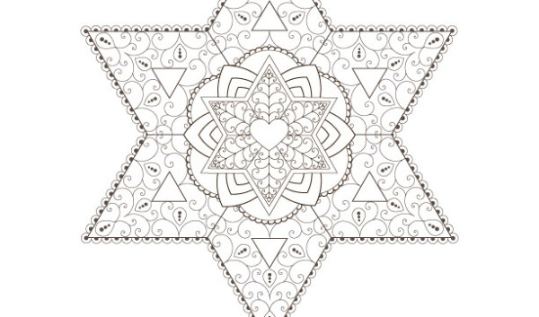 jewish coloring pages # 34