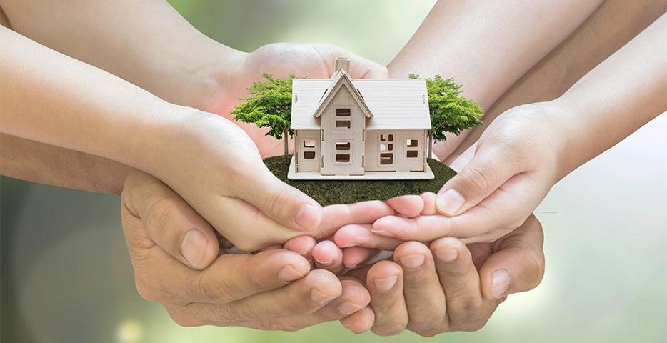Co-ownership & buying property jointly