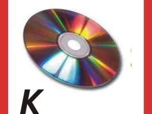 MUSIC CD - K