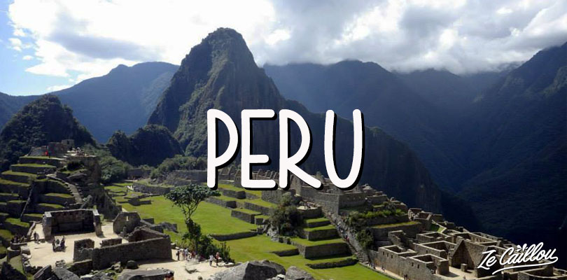 Machu Pichu in Peru and other ideas to visit Peru