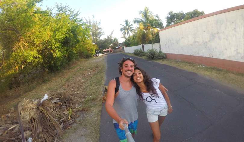 About Nina and Romain, 2 bloggers from Reunion Island