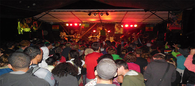 Local concerts during the mafate kabar festival