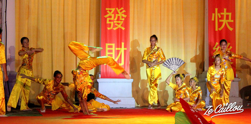 Diversity and mixity in a Chinese dance school from La Reunion