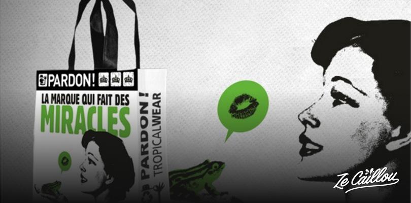 Pardon! tropicalwear, marque partenaire du blog de voyage Ze Caillou pour un roadtrip en Europe