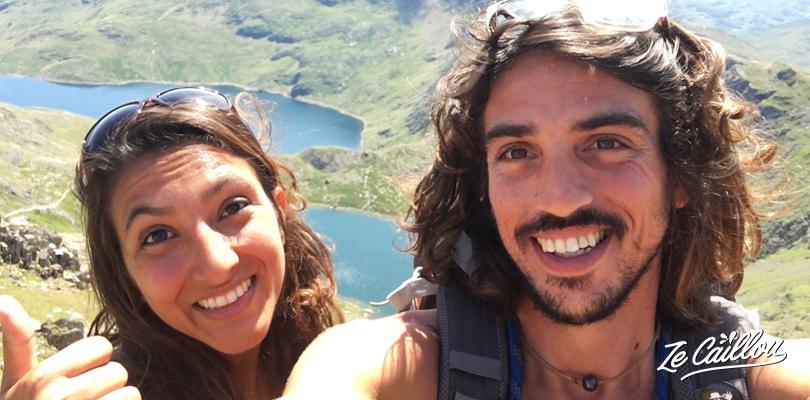 Le blog de voyage ZeCaillou a testé pour vous la randonnée du mont snowdon