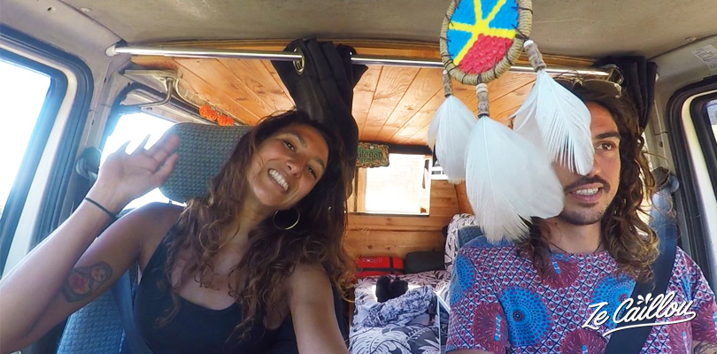 Vanlifers' advices to enjoy your road trip in Corsica in campervan.