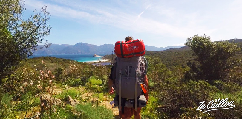 Don't miss the best things to do in Corsica as the Agriates desert hike.