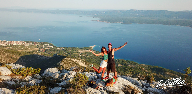 Have crazy holidays in croatian islands in van with our 4 days itinerary.