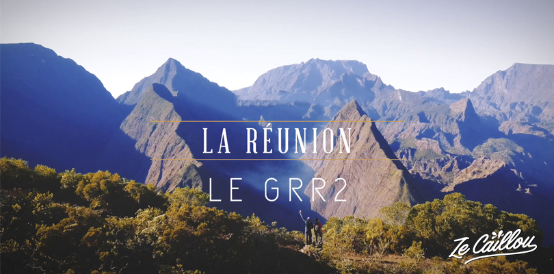 GRR2 trek in reunion island best hike of reunion