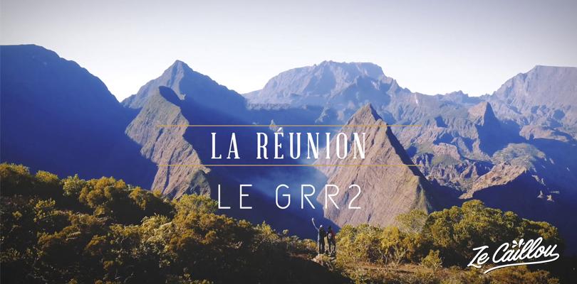 GRR2 trek in reunion island best hike of reunion