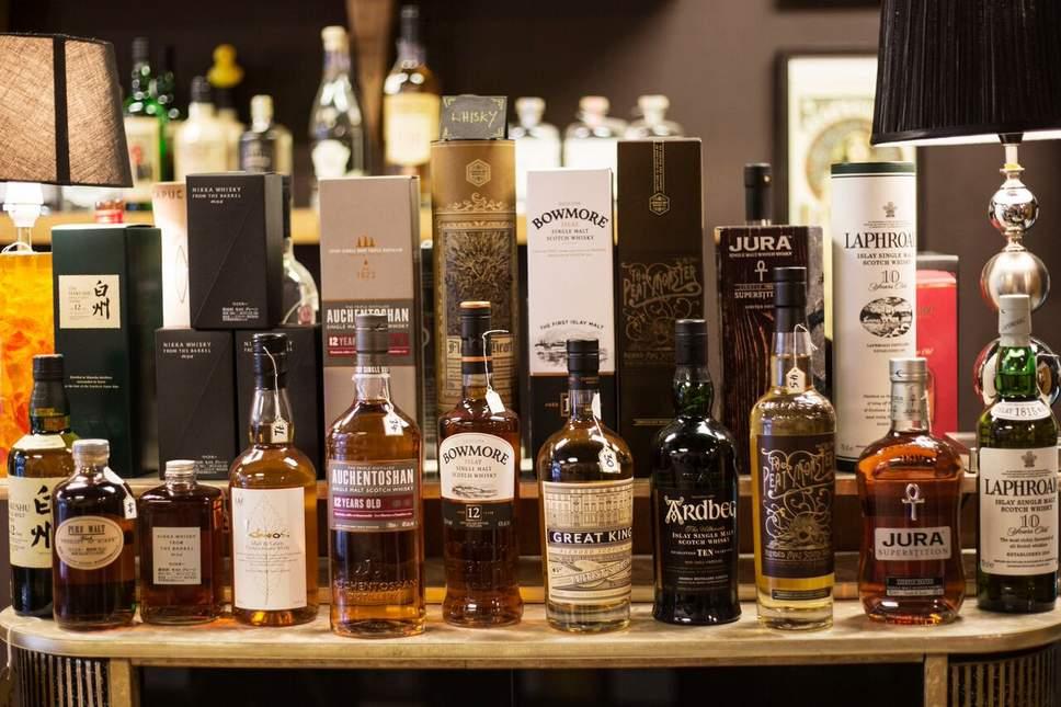 Topul celor mai tari băuturi alcoolice