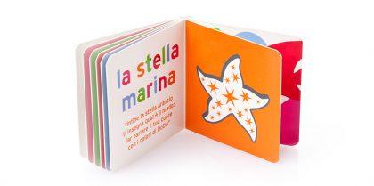 SD36 Libro per bambini con stella