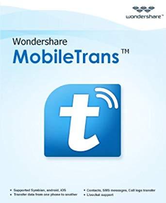Wondershare MobileTrans 8.1.0 Crack