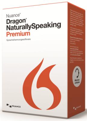 Dragon NaturallySpeaking Premium