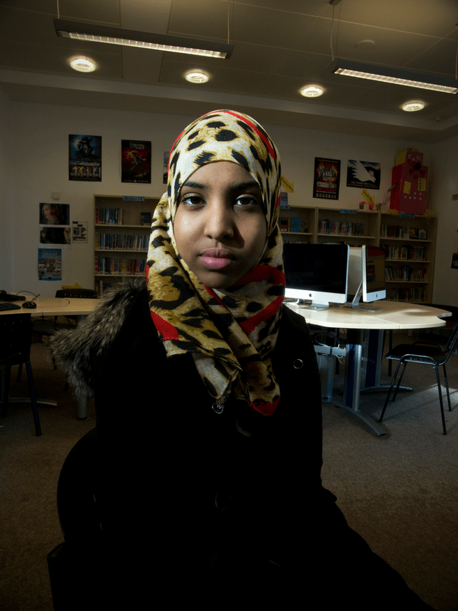 Fahma Mohamed FGM campaigner