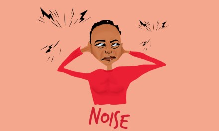 Natasha Chansa – Noise
