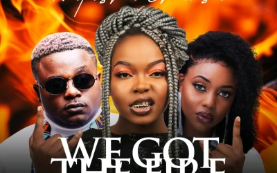 Natasha Chansa – We Got The Fire ft Cleo Ice Queen and T Sean (LYRICS)