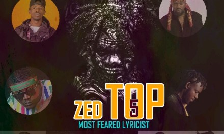 Highbeat zedkultale – Zed Top 5 (most_feared_lyricist)