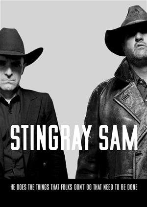 StingraySam poster