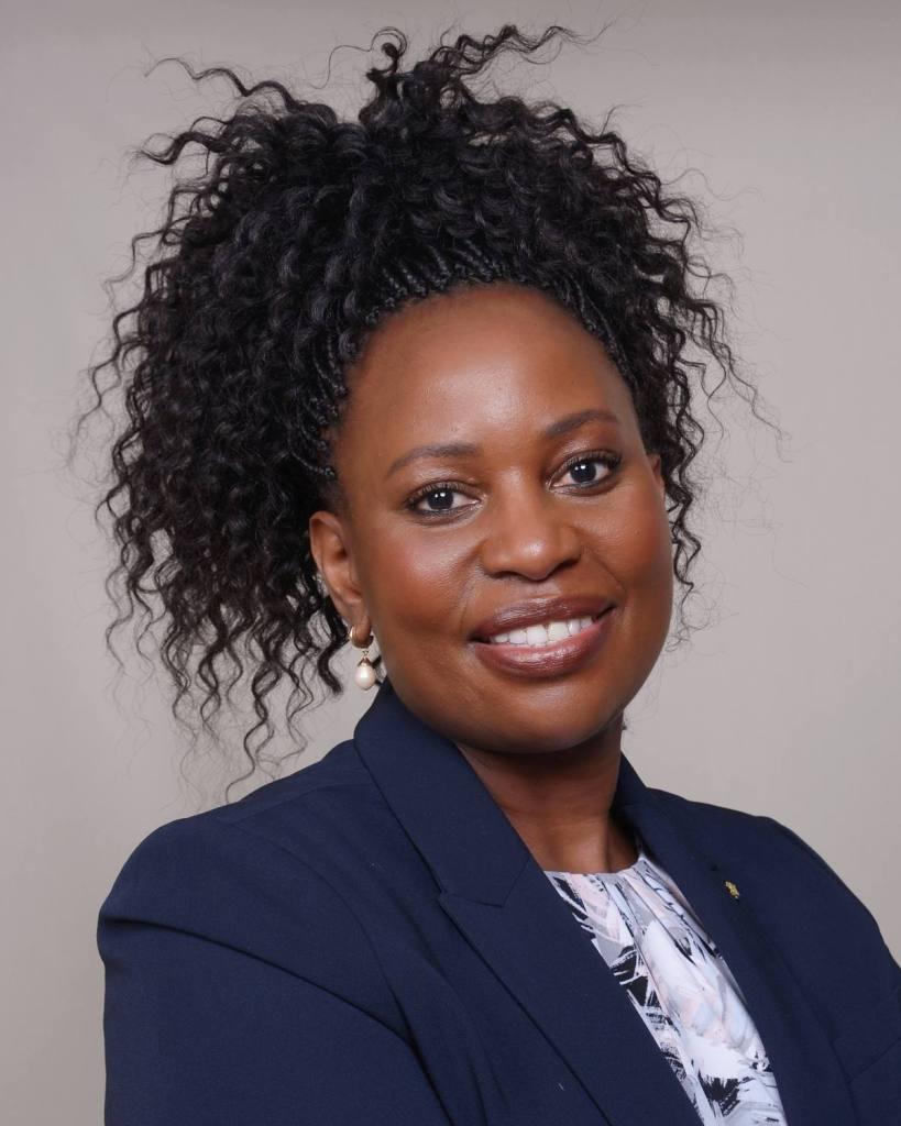 Marjorie Bwalya Musonda Mpundu 1
