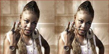 Zambian female artist Judy Yo