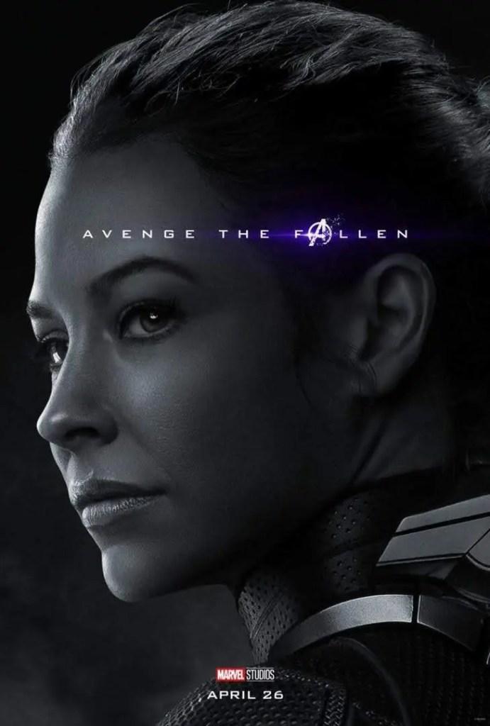 Marvel Movies At Zambian Cinemas This Week - Endgame 34