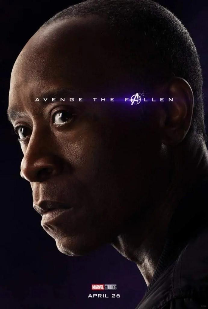 Marvel Movies At Zambian Cinemas This Week - Endgame 38