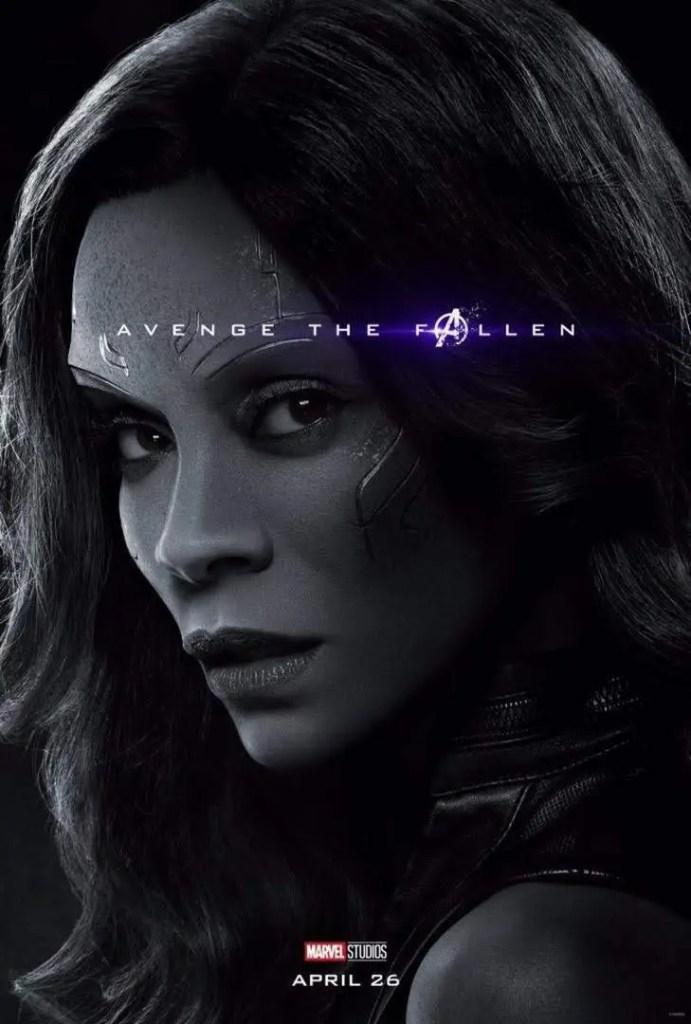Marvel Movies At Zambian Cinemas This Week - Endgame 48