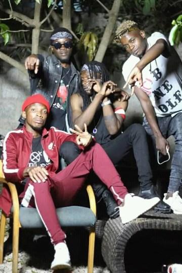 Lusaka Based music band 306 Hit List