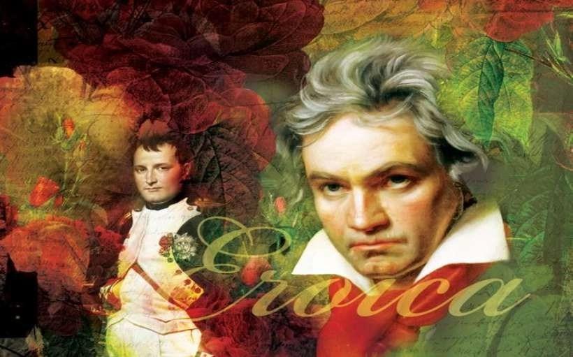 200 years of Bonaparte through EROICA