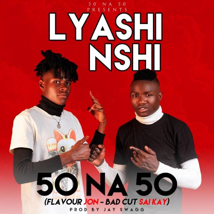 50 Na 50 - Lyashi Inshi