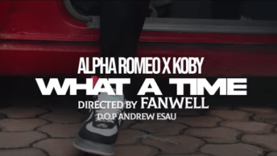 Alpha Romeo X KOBY – What A Time Mp3