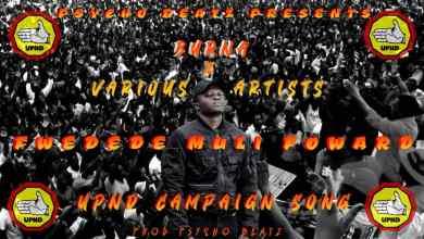Burna ft. Various Artists - Fwedede Muli Forward Mp3