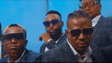Rich Bizzy ft. Dandy Crazy, Chester, Shenky & Kadafi - Alebwelelapo Pamupando Video