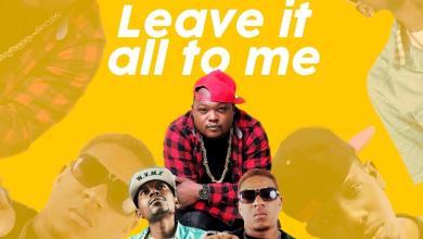 Raydo ft. PJ & Mic Burner - Leave It All To Me Mp3