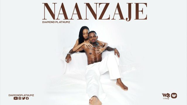 Diamond Platnumz - Naanzaje (Audio)