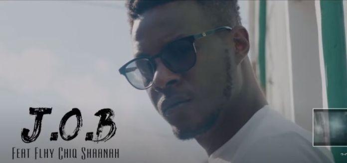 J.O.B ft. Flhy Chiq Shaanah – Soup Ya Mbuzi